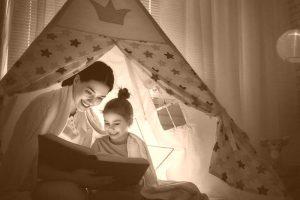 От 1 года: Как увлечь ребёнка чтением?