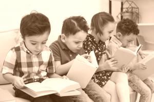 От 6 лет: Читать всегда, читать везде